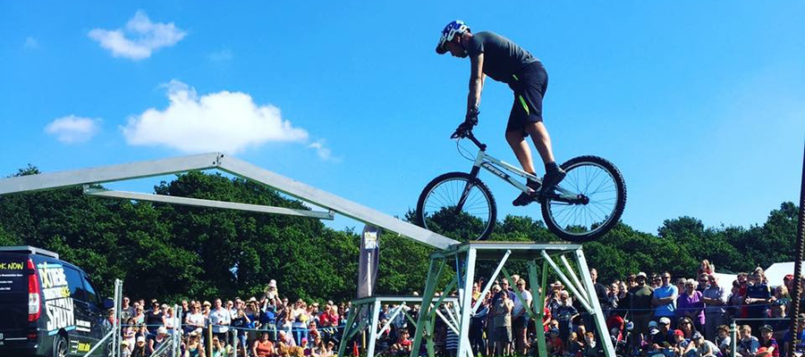 Extreme Mountain Bike Show